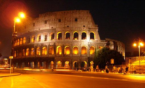 Coliseo Nocturno