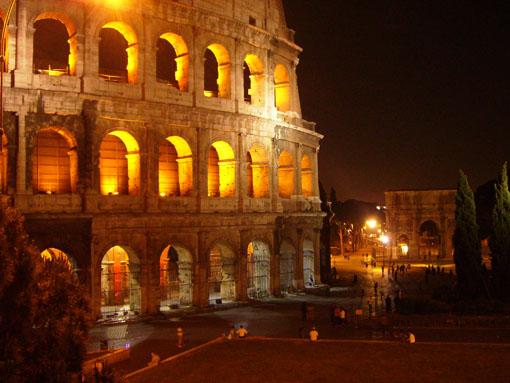 Coliseo Nocturno 02