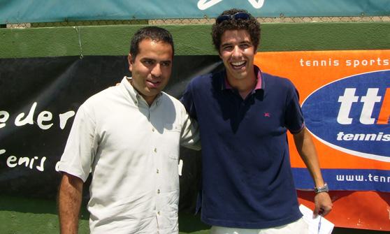 Nacho y Chechu